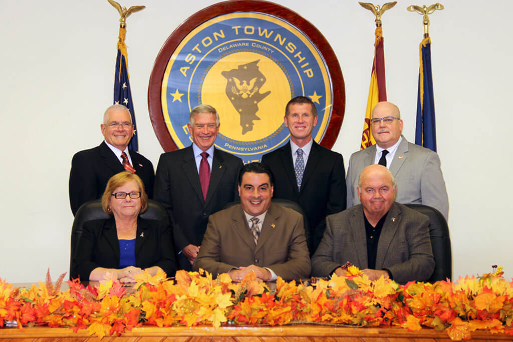 Aston Township Board Of Commissioners 2016