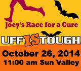 UFF is Tough, Joey's Race