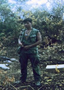 Sgt. Santiago Jesse Erevia