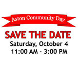 Aston Township Community Day 2014