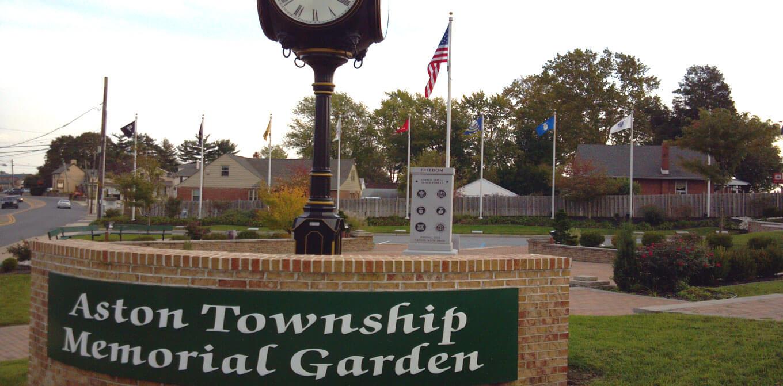 Aston Township Memorial Gardens : Official Aston Township ...