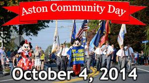 Aston Townhip Community Day 2014