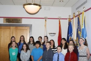 American Legion Americanism Award Recipients