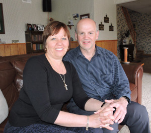Aston 1st Ward Commissioner Mike Fulginiti and his wife Andrea are asking the community to help Mike's fight against ALS by signing a petition to the White House, which would give him the RIGHT TO TRY a new medication.