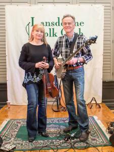 Musical Duo,  Last Chance - Jack Scott and Ingrid Rosenback