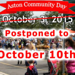 Community Day – POSTPONED TO OCTOBER 10, 2015