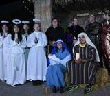 Greccio Live Nativity at Neumann University