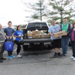 Sun Valley NHS Assists Aston's Neighbors Helping Neighbors Outreach Program