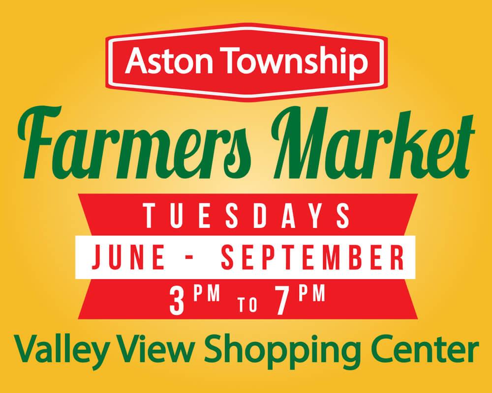 Aston Farmers Market