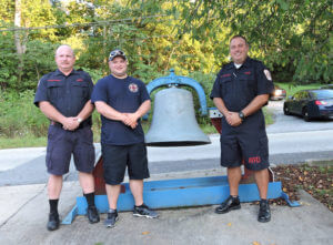 Aston-Beechwood Fire Company Decommissioned During Solemn Ceremony