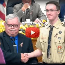 April 18, 2018 Commissioner's Meeting