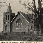 Mt. Hope United Methodist Church 1911