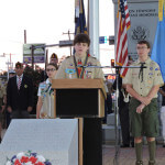 Joseph Blaisse - American Legion 2014 National Eagle Scout of the Year