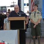 Commissioner Mike Higgins
