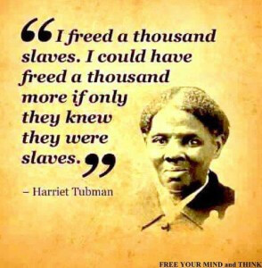 tubman-quote