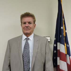 William McConville was recently unanimously appointed Aston Township Manager by the board of commissioners. Photo by Loretta Rodgers