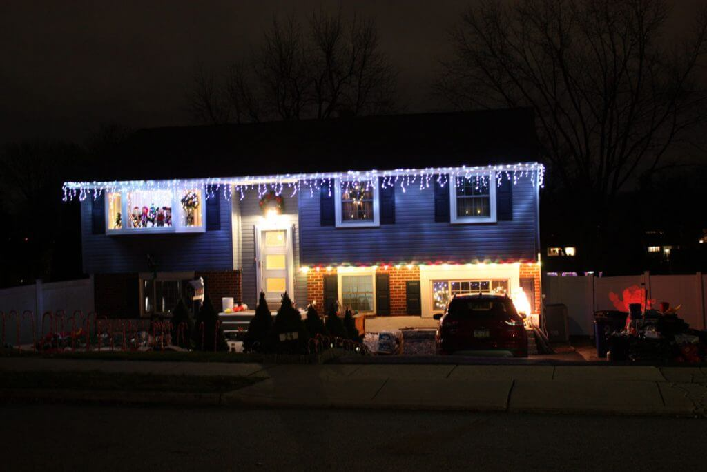 Honorable Mention: The Linowski Family - 26 Williams Dr.
