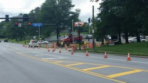 Green Light Go Traffic Signal Improvement Grant on Pennell