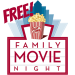 Family FREE Movie Night – August 19, 2021