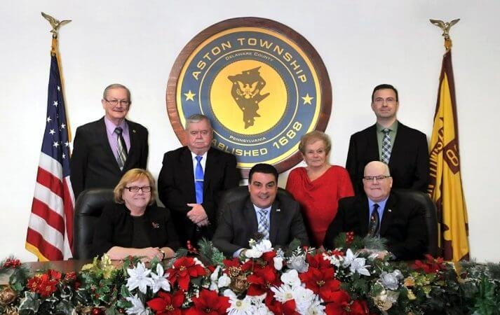 Board Of Commissioners @ Aston Township Commissioners Meeting Room