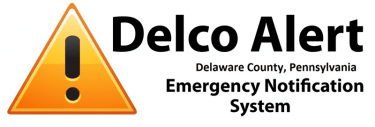 Sign Up For Delco Alert