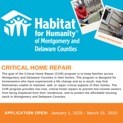 Habitat for Humanity of Montgomery & Delaware Counties