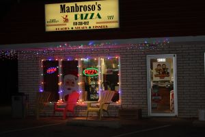 Manbroso's TOGo 4550 Aston Mills Road Small Business 1st place