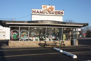 Zac's Hamburgers 3600 Concord Road Small Business Honorable Mention