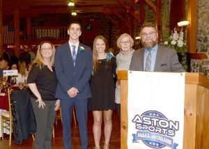 Aston Sports Hall of Fame Annual Awards Banquet