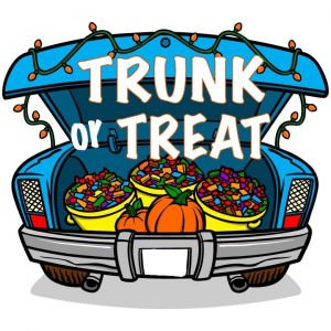 Halloween Trunk of Treat @ Gatsby's Parking Lot