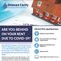 Delaware County Announces Emergency Rental Assistance Program