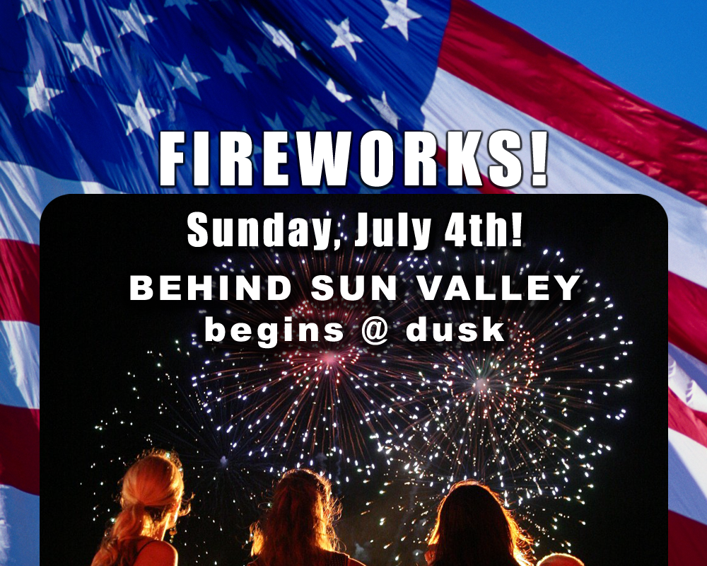 Independence Day - Celebration & Fireworks Display @ Sun Valley High School Grounds