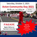 2021 Aston Township Community Day