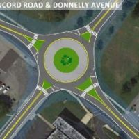 Donnelly Avenue Roundabout Meeting – Update 10-21-2021